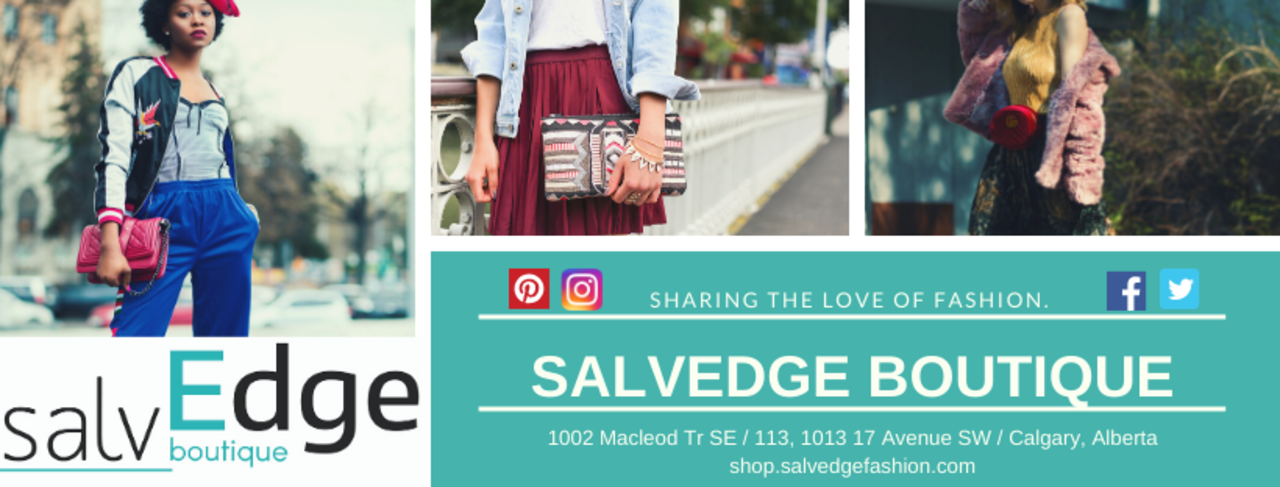 SalvEdge Boutique - Shopping - Open Remotely in Calgary AB