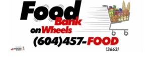 Food Bank On Wheels in Port Coquitlam, BC