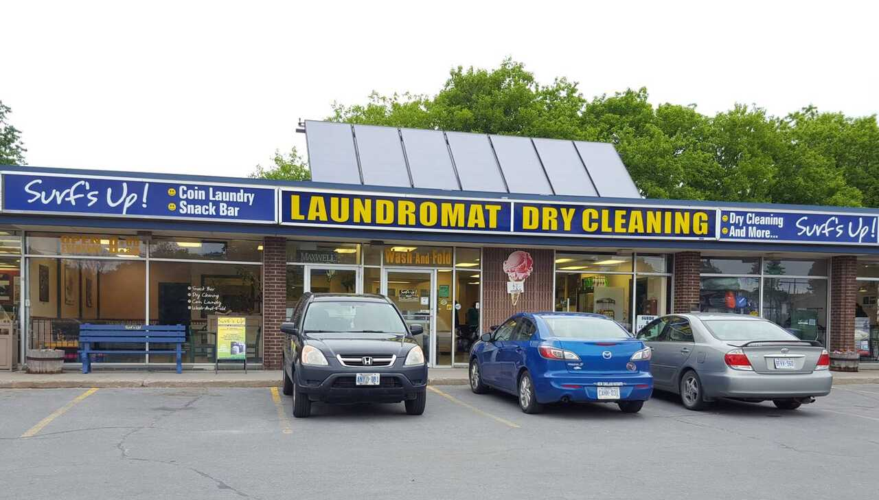 Surfs Up! Laundry & Dry Cleaning - Shop Local - Essential Business in Kingston ON