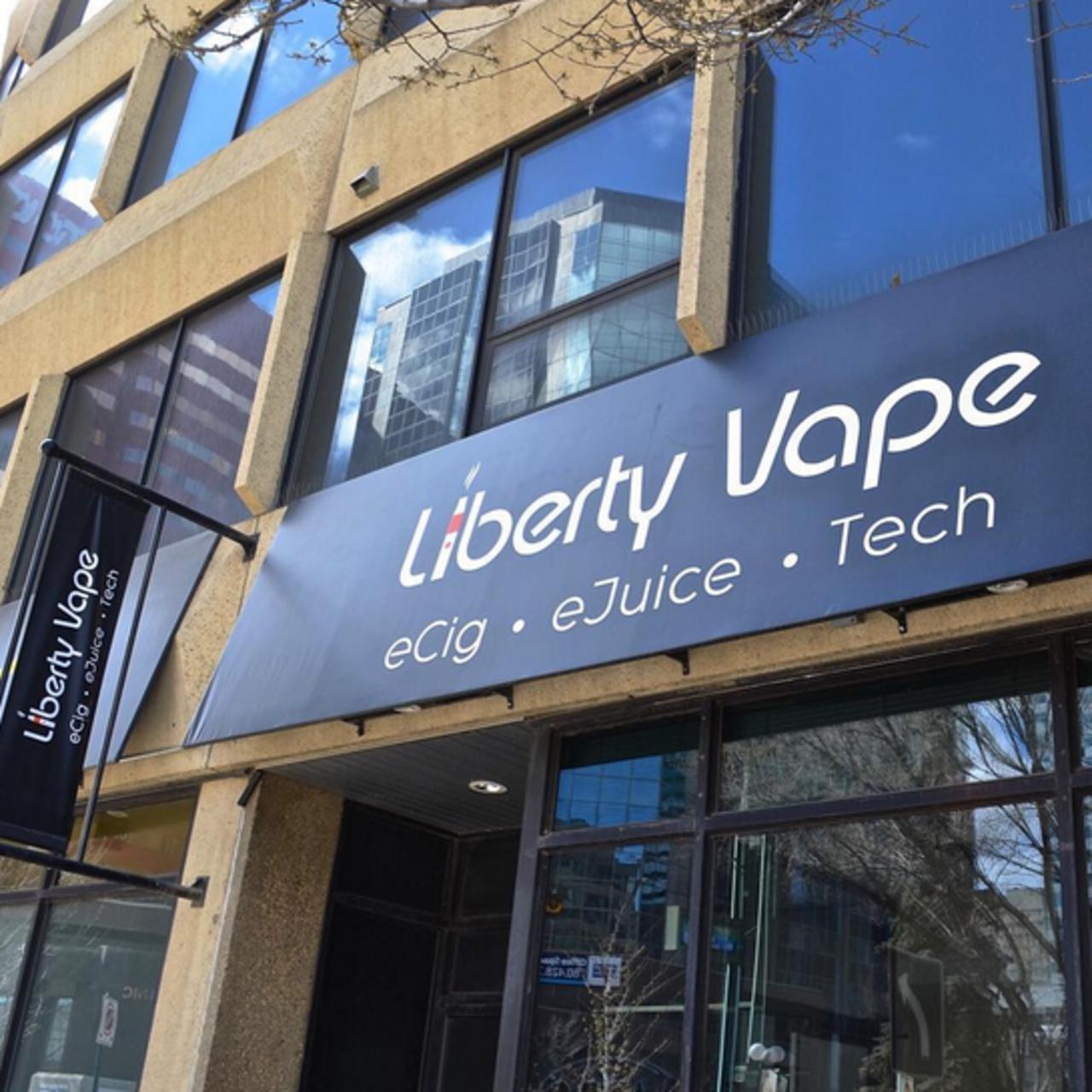 Liberty Vape - Shop Local - Essential Business in Edmonton AB